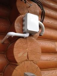 Как подвести электричество к дому от столба своими руками 71