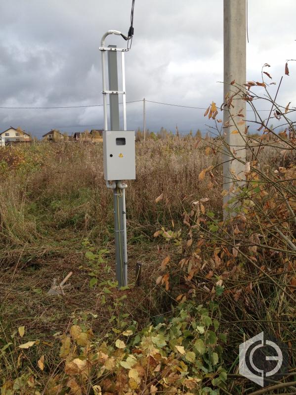 Моэск подключение электричества на участок